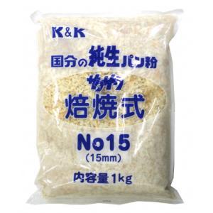 【奉仕品】K&K 純生パン粉焙焼パン粉 1kg|amicashop