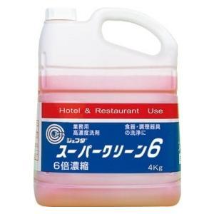 【奉仕品】ジェフダ スーパークリーン6 4kg|amicashop