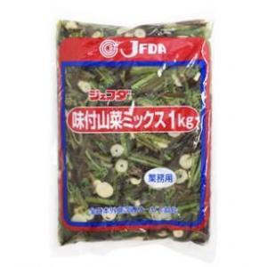 ジェフダ 味付山菜ミックス 1kg|amicashop