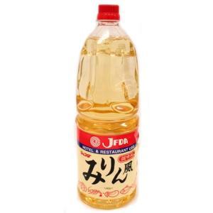 ジェフダ みりん風調味料 1.8L