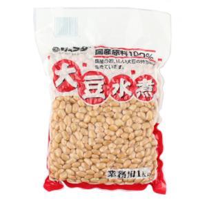 ジェフダ 国産大豆水煮 1kg|amicashop
