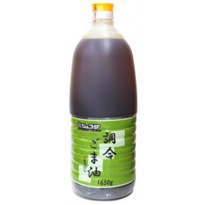 ジェフダ 調合ごま油(K) 1650g|amicashop