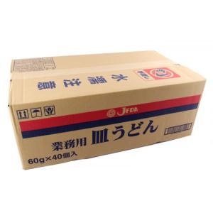 ジェフダ  業務用長崎皿うどん 60g×40袋<ケース販売>