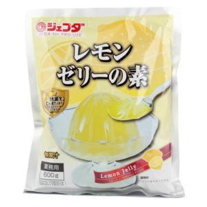 【7/20追加】ジェフダ レモンゼリーの素 600g|amicashop
