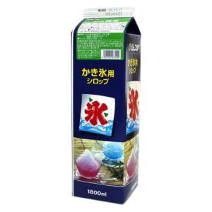 【夏商材】ジェフダ かき氷 抹茶 1800ml|amicashop