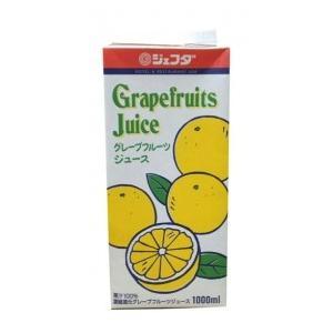 ジェフダ グレープフルーツジュース 1L...