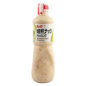 キユーピー 焙煎ナッツドレッシング 1L|amicashop