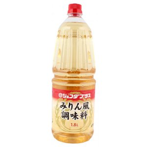 ジェフダプラス みりん風調味料(発酵タイプ) 1.8L