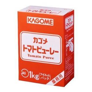 【常温】 完熟トマトの風味がほどよく保たれいるトマトピューレーです。味つけがしてないので、トマト料理...