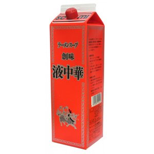 創味食品 液中華 1.8L|amicashop