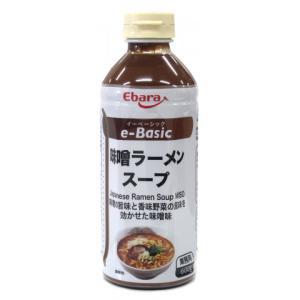 エバラ食品 e-Basic 味噌ラーメンスープ 600g|amicashop