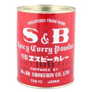 カレーパウダー400g S&B 業務用 [店舗にもお勧め] [食卓にもお勧め] [常温商品]の商品画像 ナビ