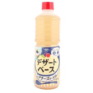 ヤマサ デザートベース レアチーズケーキ風味 1L