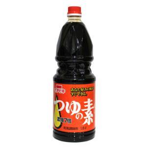 イチビキ つゆの素(ボトル) 1.8L