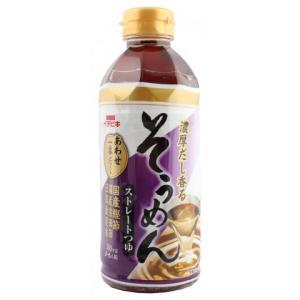 イチビキ ストレートそうめんつゆ 500ml【夏商材・販売終了】|amicashop