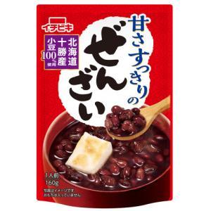 イチビキ 甘さすっきりのぜんざい 160g|amicashop