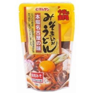 【秋冬商材】マルサン みそ煮込みうどん 180g