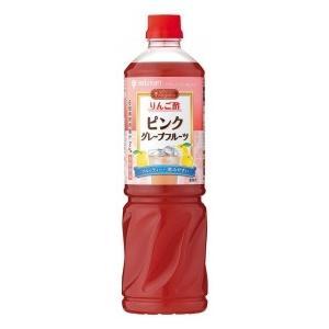 【奉仕品】ミツカン ビネグイット りんご酢ピンクグレープフルーツ(6倍) 1L|amicashop