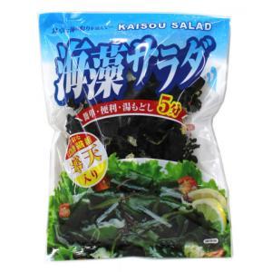 【奉仕品】安本 海藻サラダ(寒天入) 100gの商品画像