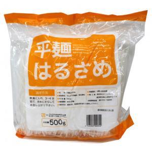 ダーリジャパン 平麺はるさめ 500g|amicashop