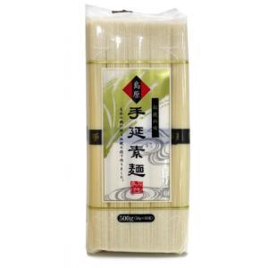 島原 手延素麺 500g|amicashop
