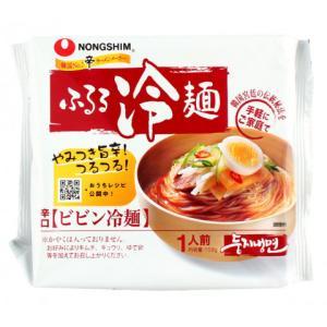【夏商材】農心 ふるる冷麺(ビビン冷麺) 159g amicashop