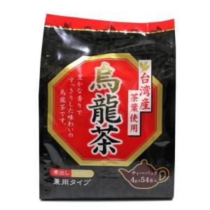 【奉仕品】山陽商事 台湾産 烏龍茶ティーパック 4g×54 amicashop