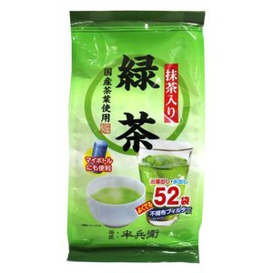 半兵衛 緑茶 3g×52P amicashop
