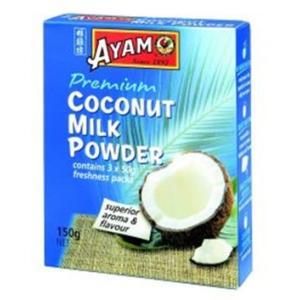 アヤム ココナッツミルクパウダー 50g×3|amicashop
