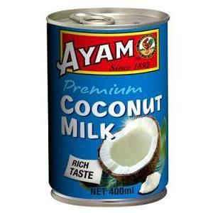 アヤム ココナッツミルク プレミアム 400ml|amicashop