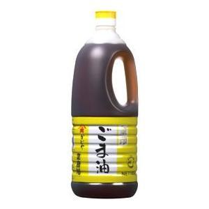 かどや製油 金印純正ごま油(濃口) 1650g|amicashop