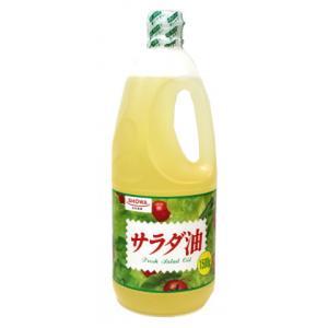 昭和産業 サラダ油(ペット) 1500g|amicashop