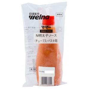 日清フーズ MA・MA N明太子ソース(チューブ入り) 240g