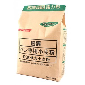 日清フーズ パン専用小麦粉 2kg<少量在庫>