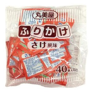 丸美屋 特ふりかけ(さけ風味) 2.5g×40|amicashop