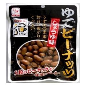 カモ井 ゆでピーナッツ(しょうゆ味) 110g<切替商品登録済>|amicashop