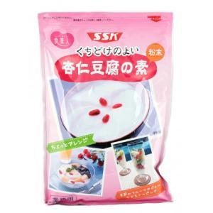 【常温】 熱湯と50℃程に加温した牛乳を加えるだけでできるので、とても簡単・便利な杏仁豆腐の素です。...