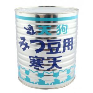 天狗缶詰 みつ豆用寒天 3000g|amicashop