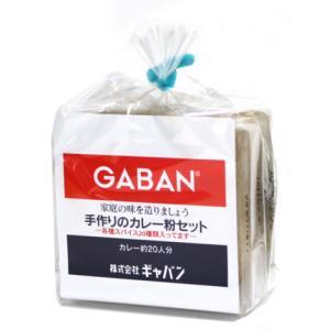 ギャバン 手作りカレー粉セット 100g|amicashop