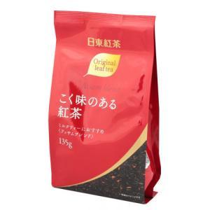 三井農林 日東紅茶 こく味のある紅茶 135g|amicashop