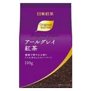 三井農林 日東紅茶 アールグレイ紅茶 110g