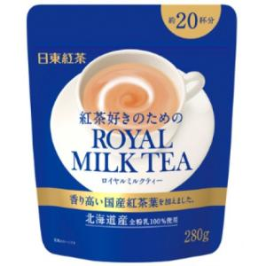 三井農林 日東紅茶 ロイヤルミルクティー 280g|amicashop