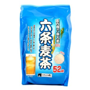 ますぶち園 六条麦茶 8g×52P amicashop