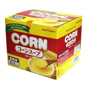 ポッカサッポロ 業務用スープコーン 12.5g×30袋