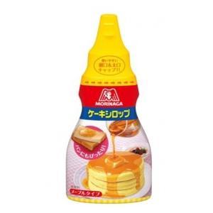 【常温】 ホットケーキにピッタリなメープルタイプのシロップです。液だれしないプラスチックボトルで細口...
