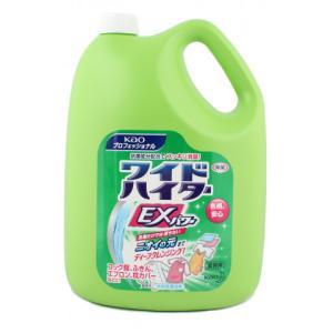 花王 ワイドハイターEXパワー業務用 4.5L|amicashop