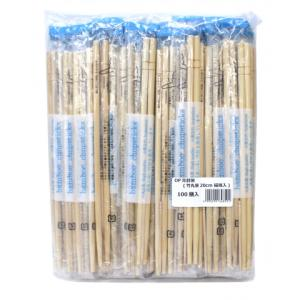 HRS貿易 完封竹丸箸(楊枝入り 水色) 100膳 amicashop
