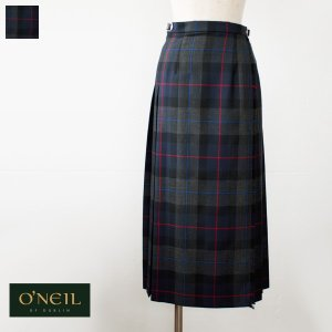 O'neil of Dublin (オニールオブダブリン) ロング キルト ラップ スカート (82cm) LOMG KILT 10483|amico-di-ineya