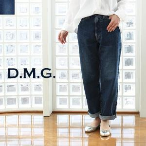 D.M.G DOMINGO ドミンゴ 5P ハイライズ デニム パンツ 13-867C|amico-di-ineya