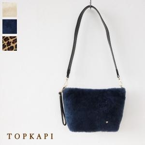 TOPKAPI ミニ ショルダーバッグ 2WAY トプカピ|amico-di-ineya